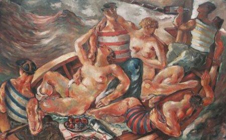 Slikarstvo u Srbiji u dvadesetom veku; Epoha (1900—1950)