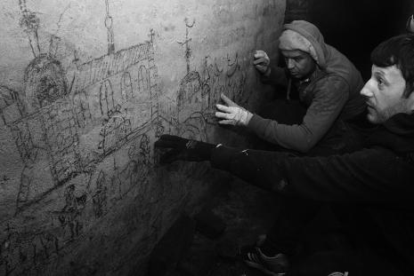 Ускршње чишћење тунела испод Петроварадинске тврђаве и ново откриће