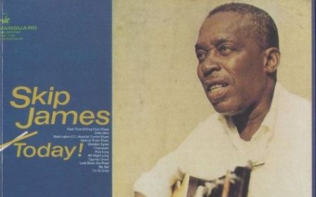 Skip James: ,,The soul of a man""