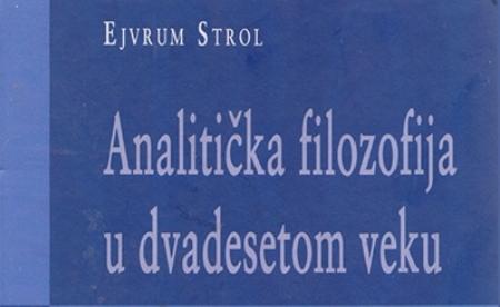 Analitička filozofija u XX veku – Ejvrum Strol