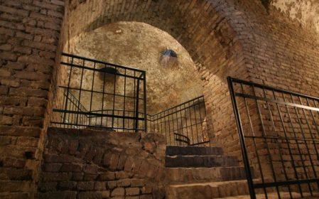Римски бунар на Калемегдану