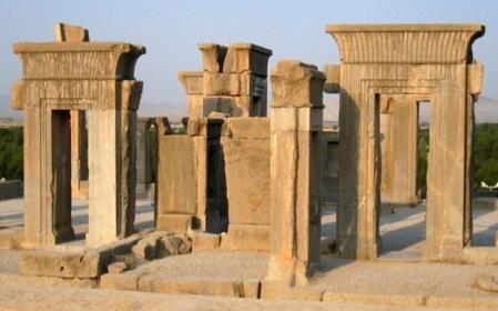 Persepolj, carska prestonica persijskog carstva