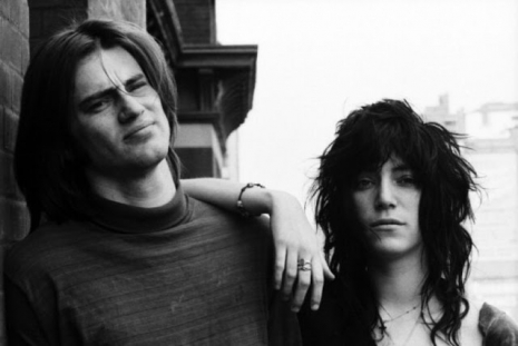 Sam Shepard i Patti Smith ispred hotela Chelsea 1971, foto: David Gahr/Getty