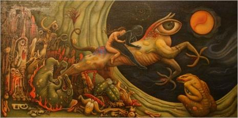 Đavo kod Dantea i Miltona