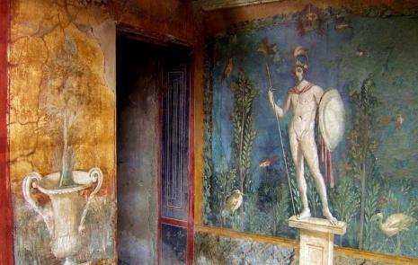 Pompeja, raskoš pod pepelom