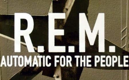 25 godina automatike za ljude – R.E.M.