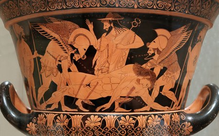 Tanatos – bog smrti