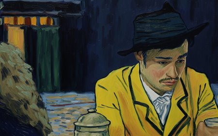 Film o Van Gogu – spoj slikarstva i filma