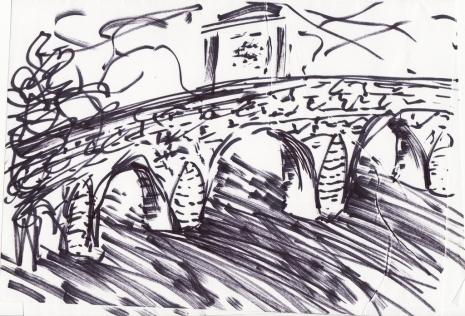 Čovek i most