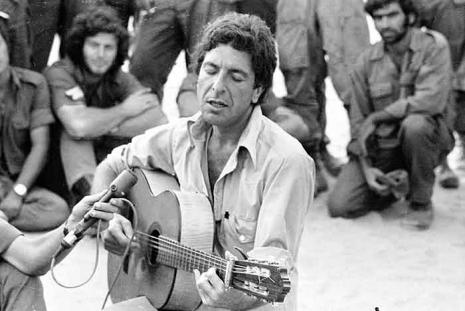 Leonard Cohen – Poeta koji je išao u rat