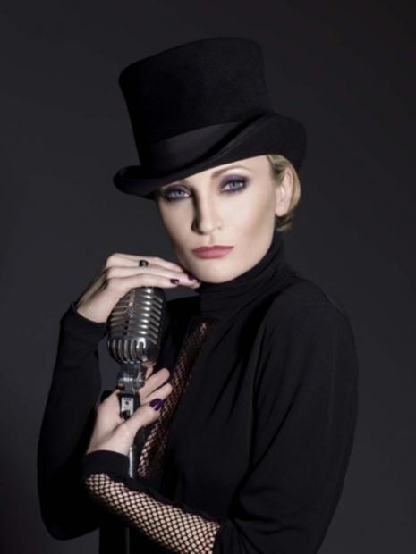 Patricia Kas, glumica i pevačica nesvakidašnjih šansona