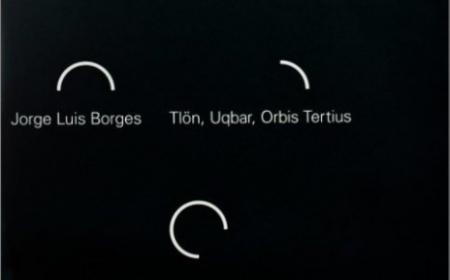 """Tlön, Uqbar, Orbis Tertius"" – Horhe Luis Borhes"
