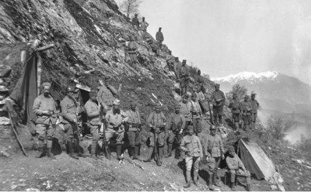 Српски Рашомон или четири приче из Великог рата