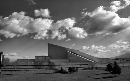 Arhitektura Skoplja – arhitektonska internacionalizacija u doba Hladnog rata