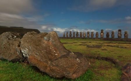 Uskršnje ostrvo: zagonetka pomeranja statua