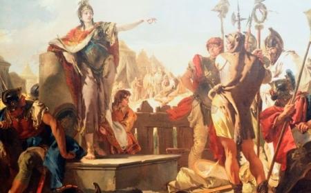 Palmira u vreme slave: kraljica Zenobija