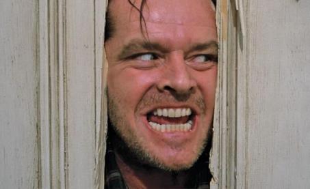 """Pogled kroz ključaonicu sobe 237 – """"Isijavanje"""" Stenlija Kjubrika"""