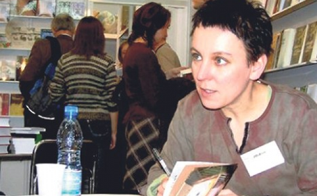 Бегуни – Олга Токарчук