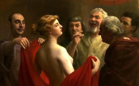 Ko su bile najpoželjnije i najumnije žene antike?
