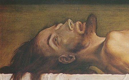 Prikazivanje božanskog u delima Holbajna i Dostojevskog