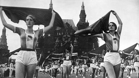 Како је сексуална револуција протутњала Русијом 1920-их