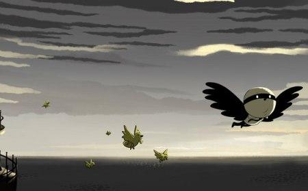 Birdboy: odrastanje u umirućem svetu
