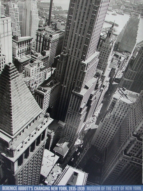 Modernistički san Bernis Abot