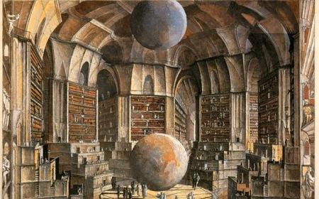 Vavilonska biblioteka – Horhe Luis Borhes
