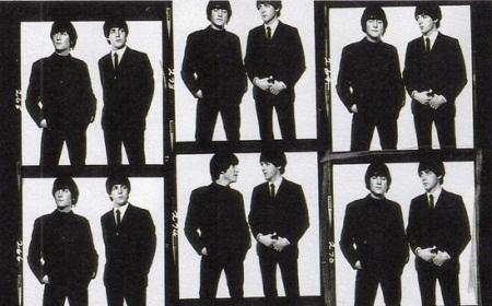The Beatles – Hanter Dejvis
