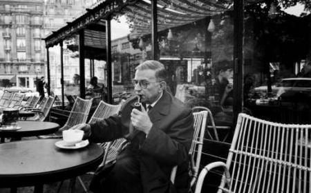 Žan Pol Sartr ili čovek iz kafea