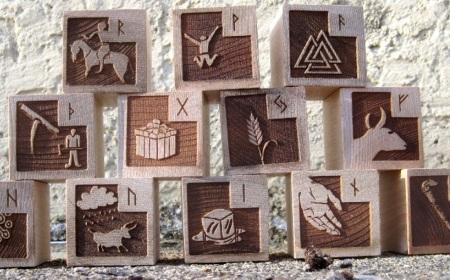 Drevno pismo rune – čarobni znakovi i misterije