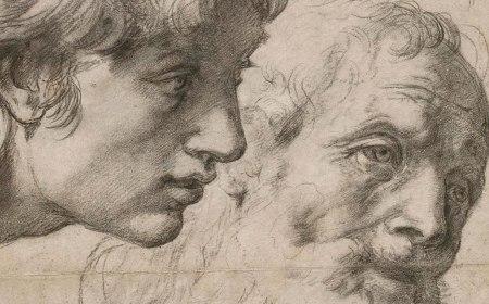 Rafaelovi crteži – Očima duše