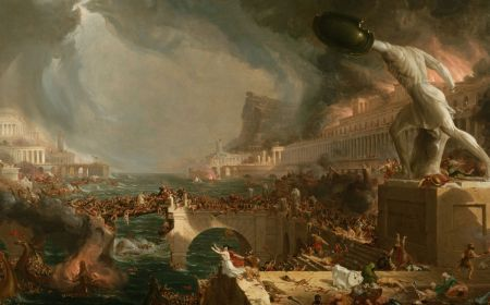 Европска унија и пад Римског царства