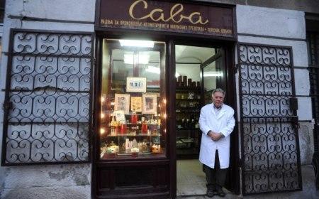 Poslednji parfemdžija u Beogradu