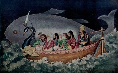 Mitovi o potopu