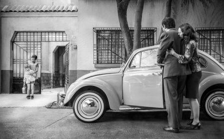 Roma: Filmska poezija u crno-belim slikama