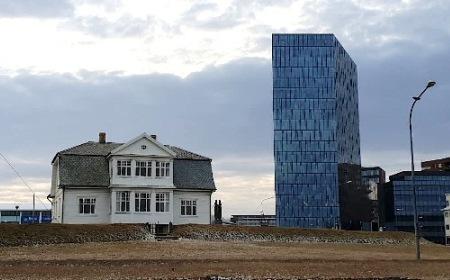 O Islandu ili o književnosti