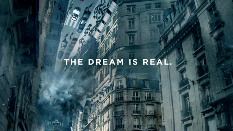 The dream is real – Inception