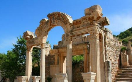 Тамо где се родио Хераклит