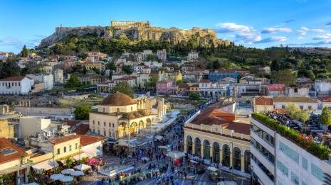 Filozof u Atini: mesec dana među ruševinama