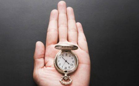 Sve je u vremenu osim samog vremena
