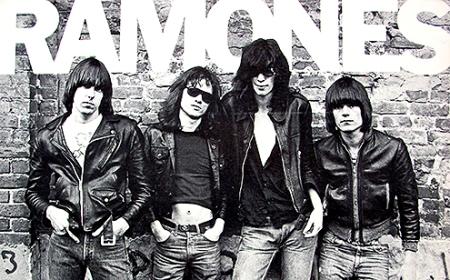 Pravo u glavu – Ramones
