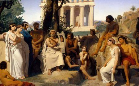 Svet pre Pitagore
