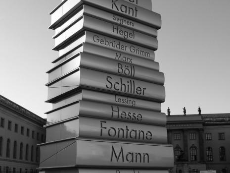 Jedna sasvim lična antologija nemačke poezije