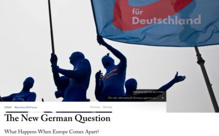 Ново немачко питање – шта се дешава када се Европа разједини