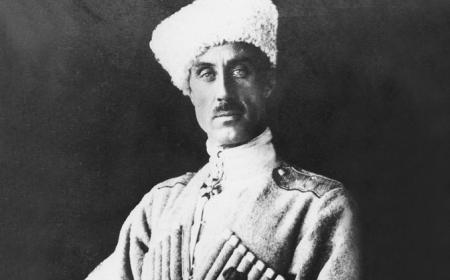 Живот генерала Врангела подно Стражилова