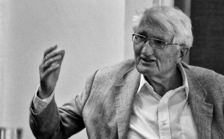 Jirgen Habermas – građanin filozof