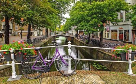 Sve boje Amsterdama