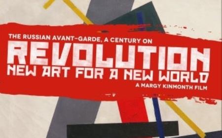 Uticaj Oktobarske revolucije na razvoj ruske avangarde