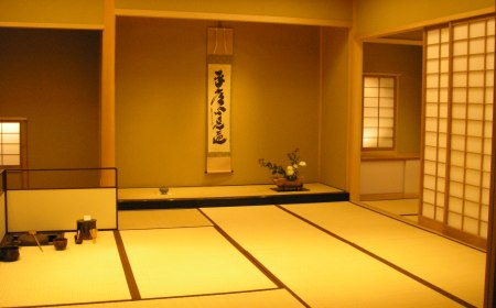 Značaj čajne sobe u Japanu